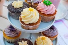 Prinzessinnen Cupcake Party
