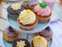 Prinzessinnen Cupcake Party